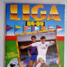 Álbum de fútbol completo: ÀLBUM COMPLETO CROMOS FUTBOL LIGA 88 89 EDICIONES ESTE. Lote 113807783