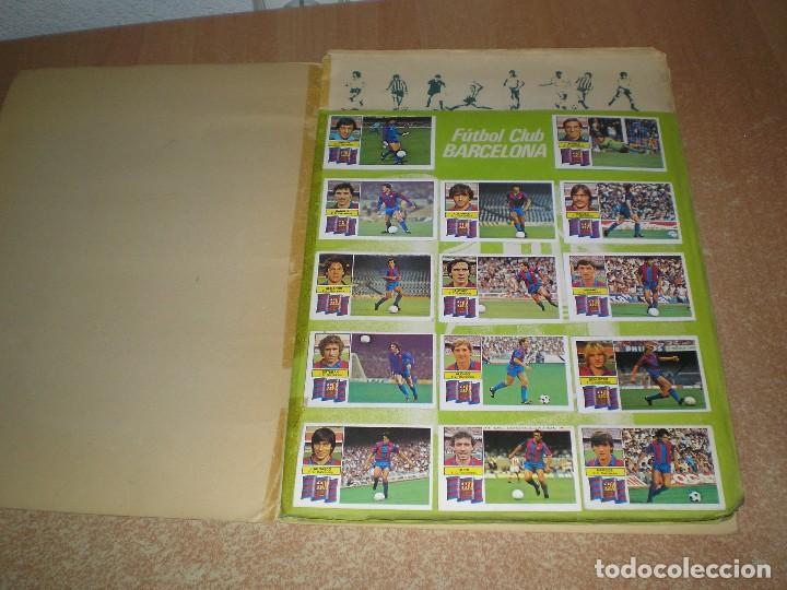 LIGA 82-83 EDICIONES ESTE (Coleccionismo Deportivo - Álbumes y Cromos de Deportes - Álbumes de Fútbol Completos)