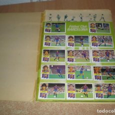 Álbum de fútbol completo: LIGA 82-83 EDICIONES ESTE. Lote 114035059