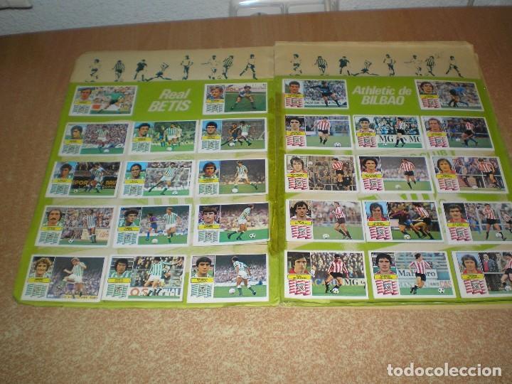 Álbum de fútbol completo: LIGA 82-83 EDICIONES ESTE - Foto 2 - 114035059