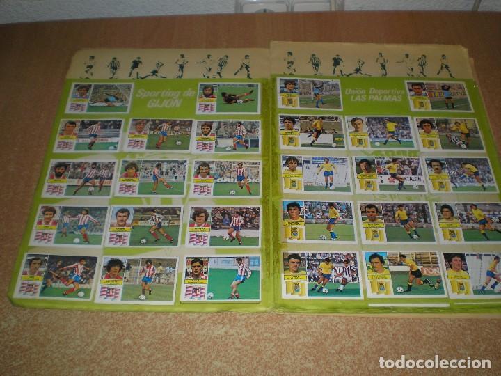 Álbum de fútbol completo: LIGA 82-83 EDICIONES ESTE - Foto 4 - 114035059