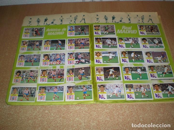 Álbum de fútbol completo: LIGA 82-83 EDICIONES ESTE - Foto 5 - 114035059