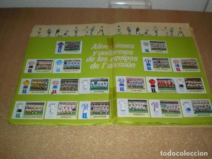 Álbum de fútbol completo: LIGA 82-83 EDICIONES ESTE - Foto 7 - 114035059