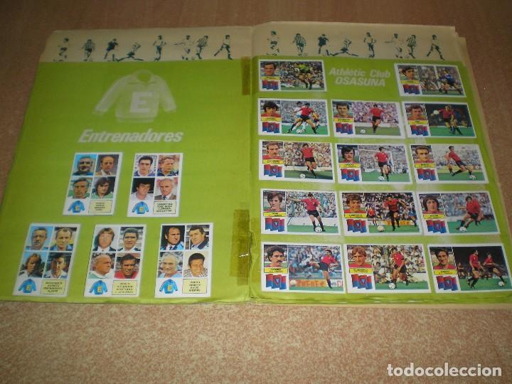 Álbum de fútbol completo: LIGA 82-83 EDICIONES ESTE - Foto 8 - 114035059