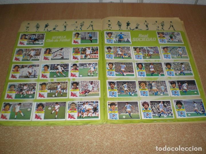 Álbum de fútbol completo: LIGA 82-83 EDICIONES ESTE - Foto 10 - 114035059