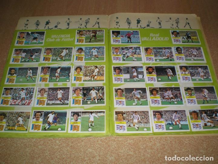 Álbum de fútbol completo: LIGA 82-83 EDICIONES ESTE - Foto 11 - 114035059