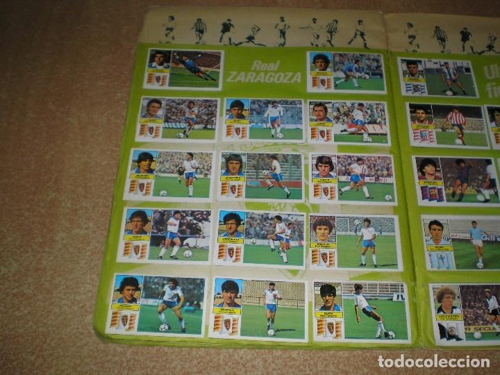 Álbum de fútbol completo: LIGA 82-83 EDICIONES ESTE - Foto 12 - 114035059