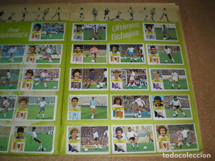 Álbum de fútbol completo: LIGA 82-83 EDICIONES ESTE - Foto 13 - 114035059