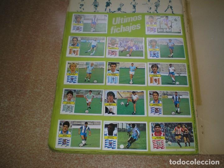 Álbum de fútbol completo: LIGA 82-83 EDICIONES ESTE - Foto 14 - 114035059