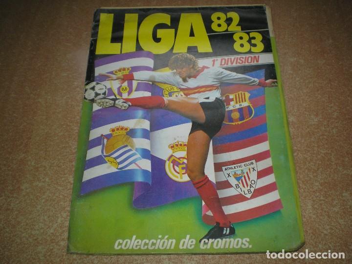 Álbum de fútbol completo: LIGA 82-83 EDICIONES ESTE - Foto 15 - 114035059