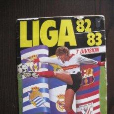 Álbum de fútbol completo: LIGA 82 -83- PRIMERA DIVISION -EDICIONES ESTE -COMPLETO Y MUCHOS MAS CROMOS -VER FOTOS-(V-13.700). Lote 114196475