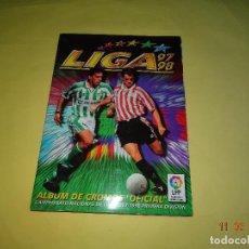 Álbum de fútbol completo: ANTIGUO ALBUM DE CROMOS LIGA 97-98 - CAMPEONATO NACIONAL DE LIGA 1997/ 1998 DE EDICIONES ESTE. Lote 114946651