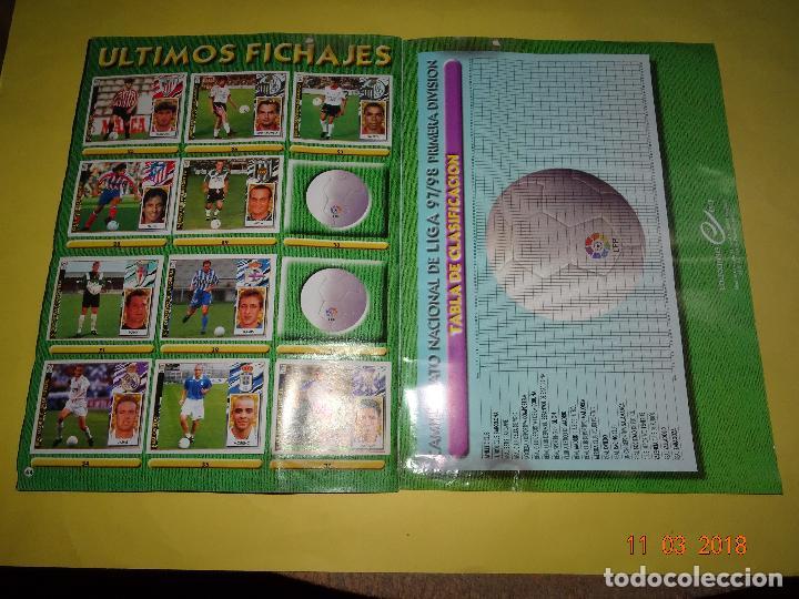Álbum de fútbol completo: Antiguo Album de Cromos LIGA 97-98 - Campeonato Nacional de Liga 1997/ 1998 de Ediciones ESTE - Foto 3 - 114946651