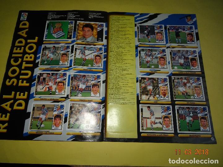 Álbum de fútbol completo: Antiguo Album de Cromos LIGA 97-98 - Campeonato Nacional de Liga 1997/ 1998 de Ediciones ESTE - Foto 9 - 114946651