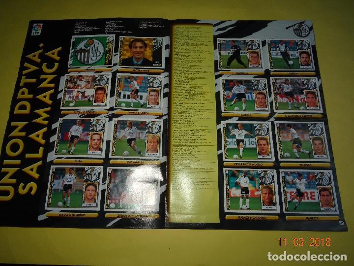 Álbum de fútbol completo: Antiguo Album de Cromos LIGA 97-98 - Campeonato Nacional de Liga 1997/ 1998 de Ediciones ESTE - Foto 10 - 114946651