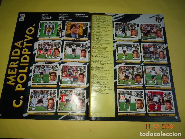 Álbum de fútbol completo: Antiguo Album de Cromos LIGA 97-98 - Campeonato Nacional de Liga 1997/ 1998 de Ediciones ESTE - Foto 12 - 114946651