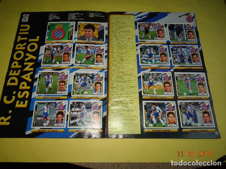 Álbum de fútbol completo: Antiguo Album de Cromos LIGA 97-98 - Campeonato Nacional de Liga 1997/ 1998 de Ediciones ESTE - Foto 19 - 114946651