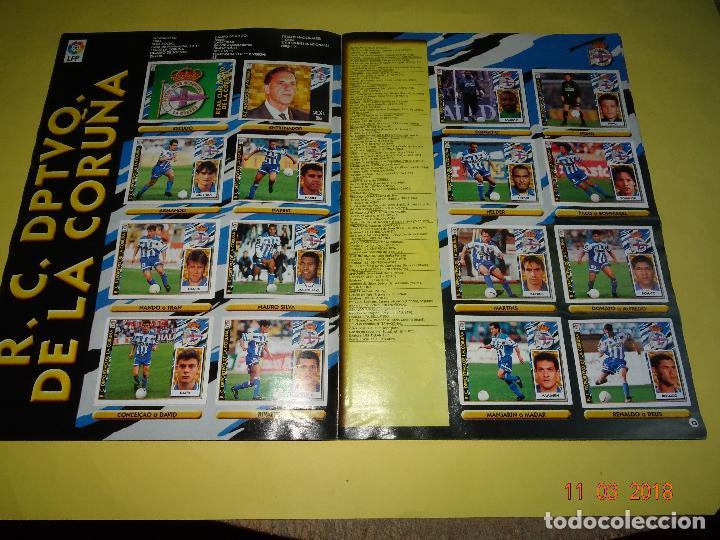 Álbum de fútbol completo: Antiguo Album de Cromos LIGA 97-98 - Campeonato Nacional de Liga 1997/ 1998 de Ediciones ESTE - Foto 20 - 114946651