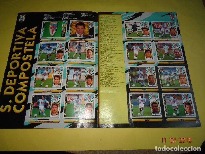 Álbum de fútbol completo: Antiguo Album de Cromos LIGA 97-98 - Campeonato Nacional de Liga 1997/ 1998 de Ediciones ESTE - Foto 21 - 114946651