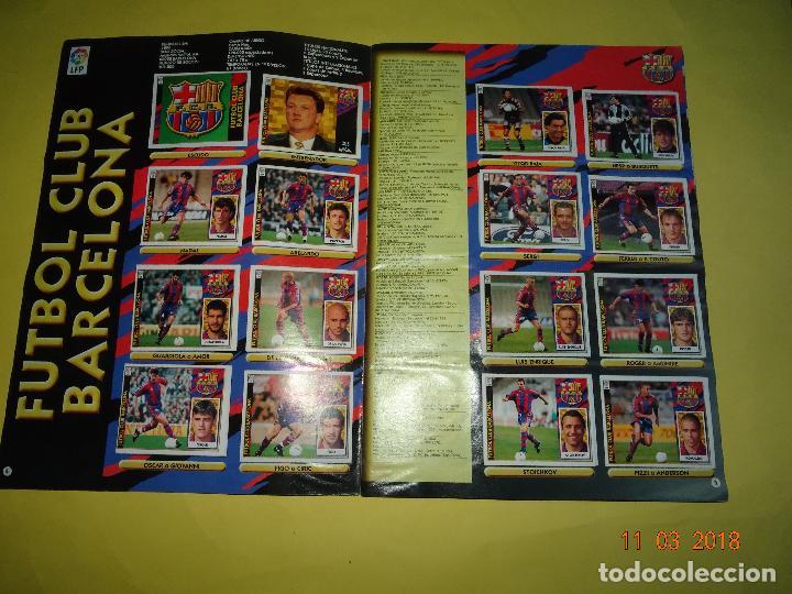 Álbum de fútbol completo: Antiguo Album de Cromos LIGA 97-98 - Campeonato Nacional de Liga 1997/ 1998 de Ediciones ESTE - Foto 23 - 114946651