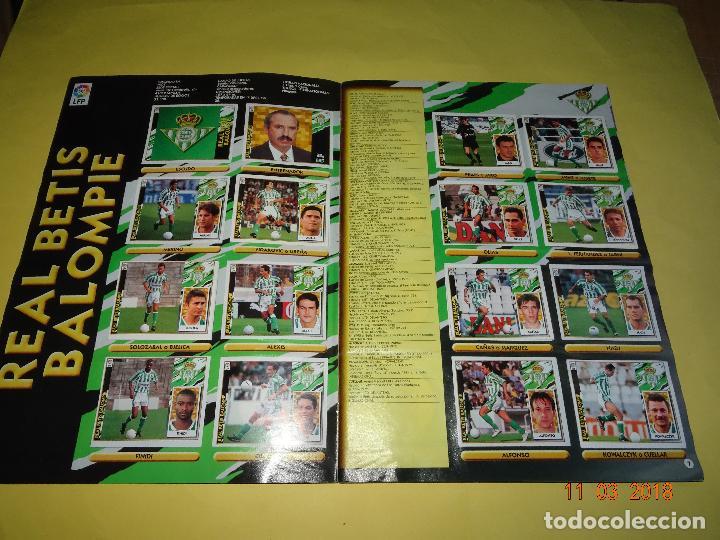Álbum de fútbol completo: Antiguo Album de Cromos LIGA 97-98 - Campeonato Nacional de Liga 1997/ 1998 de Ediciones ESTE - Foto 26 - 114946651