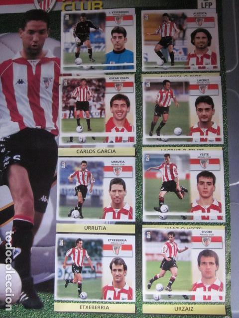 Álbum de fútbol completo: LIGA ESTE 99 00 1999 2000 COMPLETISIMA CON EL COLOCA JAVIER CLEMENTE EN VENTANILLA MIRAR FOTOGRAFIAS - Foto 8 - 116170559