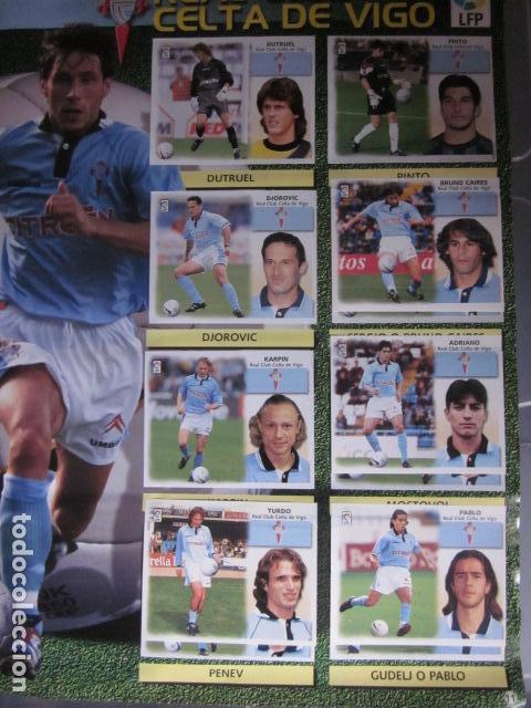 Álbum de fútbol completo: LIGA ESTE 99 00 1999 2000 COMPLETISIMA CON EL COLOCA JAVIER CLEMENTE EN VENTANILLA MIRAR FOTOGRAFIAS - Foto 14 - 116170559