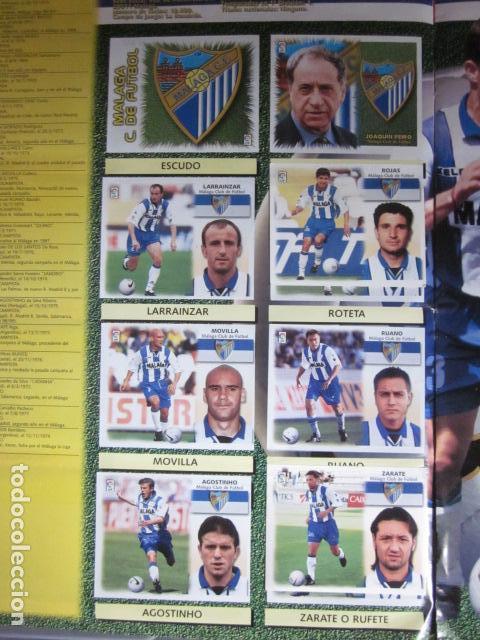 Álbum de fútbol completo: LIGA ESTE 99 00 1999 2000 COMPLETISIMA CON EL COLOCA JAVIER CLEMENTE EN VENTANILLA MIRAR FOTOGRAFIAS - Foto 23 - 116170559