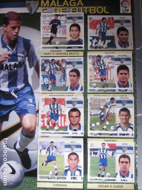 Álbum de fútbol completo: LIGA ESTE 99 00 1999 2000 COMPLETISIMA CON EL COLOCA JAVIER CLEMENTE EN VENTANILLA MIRAR FOTOGRAFIAS - Foto 24 - 116170559