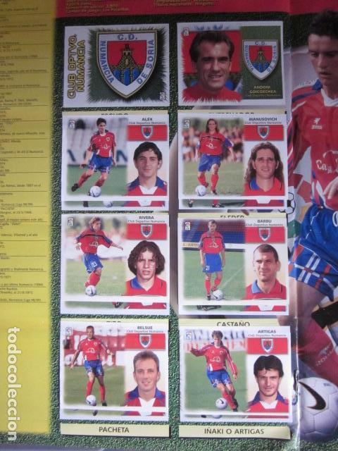 Álbum de fútbol completo: LIGA ESTE 99 00 1999 2000 COMPLETISIMA CON EL COLOCA JAVIER CLEMENTE EN VENTANILLA MIRAR FOTOGRAFIAS - Foto 27 - 116170559