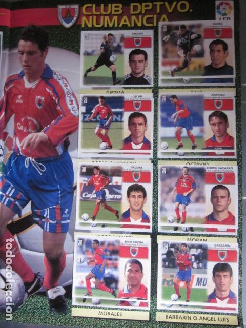 Álbum de fútbol completo: LIGA ESTE 99 00 1999 2000 COMPLETISIMA CON EL COLOCA JAVIER CLEMENTE EN VENTANILLA MIRAR FOTOGRAFIAS - Foto 28 - 116170559