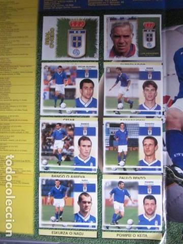 Álbum de fútbol completo: LIGA ESTE 99 00 1999 2000 COMPLETISIMA CON EL COLOCA JAVIER CLEMENTE EN VENTANILLA MIRAR FOTOGRAFIAS - Foto 29 - 116170559