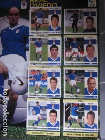 Álbum de fútbol completo: LIGA ESTE 99 00 1999 2000 COMPLETISIMA CON EL COLOCA JAVIER CLEMENTE EN VENTANILLA MIRAR FOTOGRAFIAS - Foto 30 - 116170559