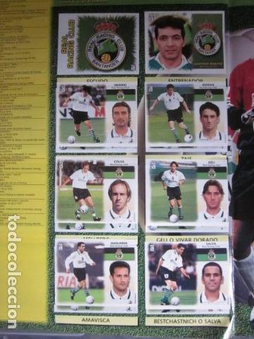 Álbum de fútbol completo: LIGA ESTE 99 00 1999 2000 COMPLETISIMA CON EL COLOCA JAVIER CLEMENTE EN VENTANILLA MIRAR FOTOGRAFIAS - Foto 31 - 116170559