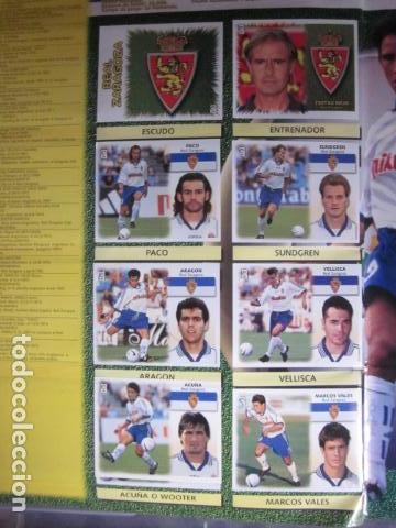Álbum de fútbol completo: LIGA ESTE 99 00 1999 2000 COMPLETISIMA CON EL COLOCA JAVIER CLEMENTE EN VENTANILLA MIRAR FOTOGRAFIAS - Foto 43 - 116170559