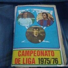Álbum de fútbol completo: 1975/76 75/76 FINI. CROMO CROMOS NUNCA PEGADO. LEER DESCRIPCIÓN. Lote 155534169