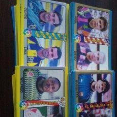 Álbum de fútbol completo: COLECCION COMPLETA DE CROMOS MUNDICROMO SPORT LIGA 95 FUTBOL TOTAL 1994/1995 94/95. Lote 116789711