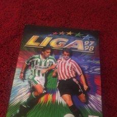 Álbum de fútbol completo: ÁLBUM COMPLETISIMI 97 98 1997 1998 ESTE COLOCAS Y FICHAJES MÁS CROMOS ADICIONALES MÁS DE 560 CROMOS. Lote 118588688