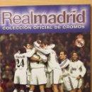Álbum de fútbol completo: ÁLBUM REAL MADRID 2000/01. EL MEJOR EQUIPO DEL MUNDI. Lote 118772426