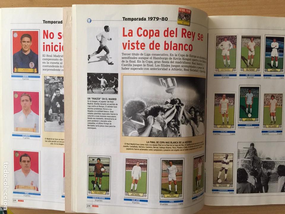 Álbum de fútbol completo: Historia gráfica del mejor club del mundo. Colección completa - Foto 2 - 118775224