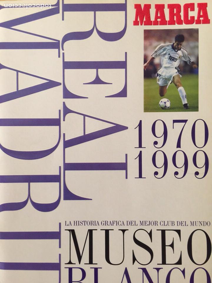 Álbum de fútbol completo: Historia gráfica del mejor club del mundo. Colección completa - Foto 3 - 118775224