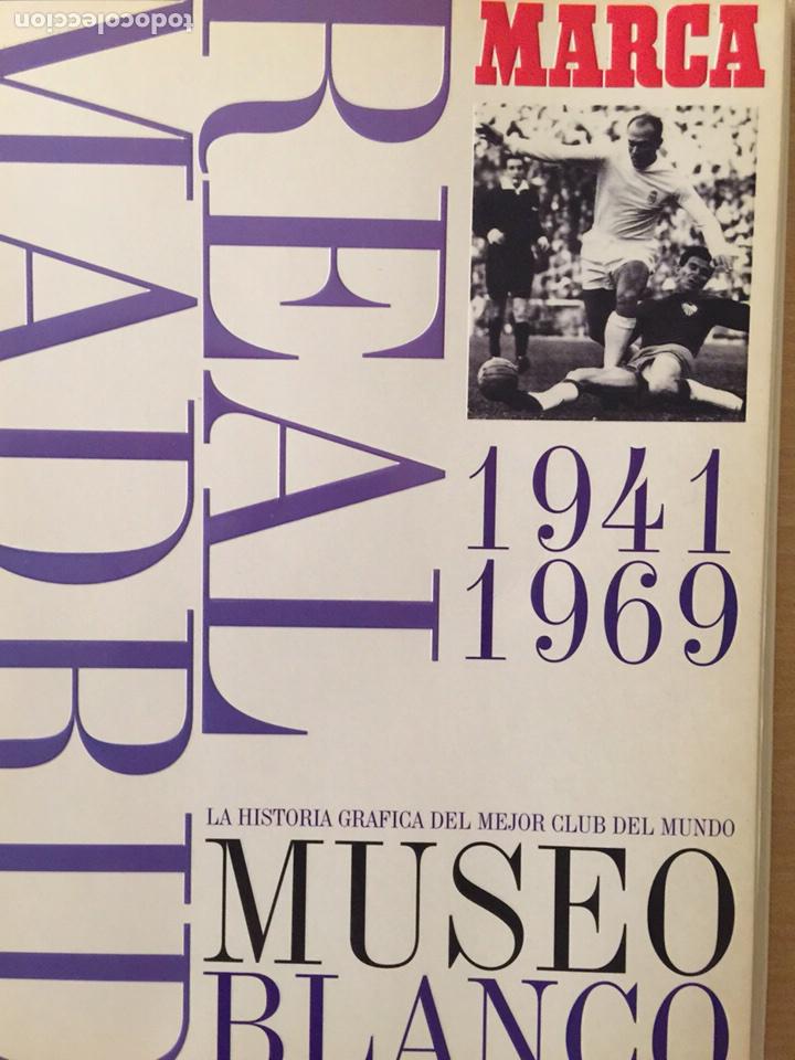 Álbum de fútbol completo: Historia gráfica del mejor club del mundo. Colección completa - Foto 4 - 118775224