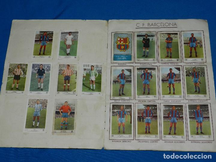 Álbum de fútbol completo: ALBUM COMPLETO - FUTBOL CAMPEONATO 1959 60 , EDC FERCA - COMPLETO + ( 16 CROMOS COLOCAS ) - Foto 2 - 119171563