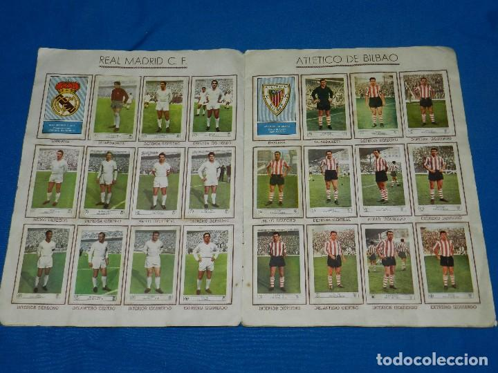 Álbum de fútbol completo: ALBUM COMPLETO - FUTBOL CAMPEONATO 1959 60 , EDC FERCA - COMPLETO + ( 16 CROMOS COLOCAS ) - Foto 3 - 119171563