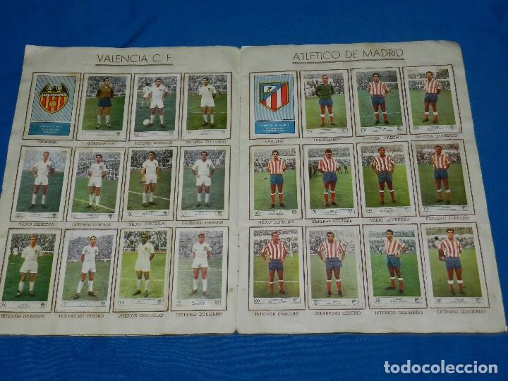Álbum de fútbol completo: ALBUM COMPLETO - FUTBOL CAMPEONATO 1959 60 , EDC FERCA - COMPLETO + ( 16 CROMOS COLOCAS ) - Foto 4 - 119171563