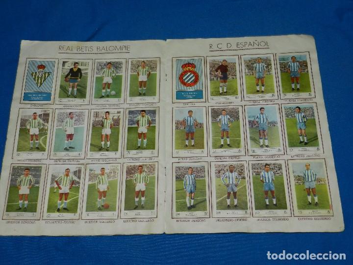 Álbum de fútbol completo: ALBUM COMPLETO - FUTBOL CAMPEONATO 1959 60 , EDC FERCA - COMPLETO + ( 16 CROMOS COLOCAS ) - Foto 5 - 119171563