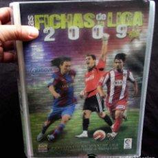 Álbum de fútbol completo: ÁLBUM COMPLETO: LAS FICHAS DE LA LIGA 2008 - 2009. TIENE TODAS LAS FICHAS 666. COMPLETO.. Lote 119364723