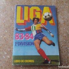 Álbum de fútbol completo: ÁLBUM ESTE 83.84. COMPLETO. CON 39 DOBLES. Lote 119456471
