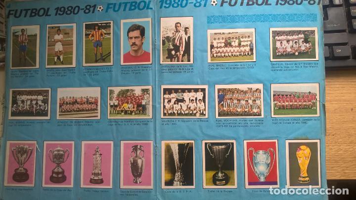 Álbum de fútbol completo: Album de Fútbol 1980 1981 DISGRA. Completo sin últimos fichajes - Foto 3 - 120102419