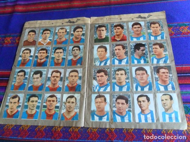 Álbum de fútbol completo: FHER DISGRA CAMPEONATO DE LIGA 1966 1967 66 67 COMPLETO. REGALO 1967 1968 67 68 INCOMPLETO. - Foto 4 - 120210527